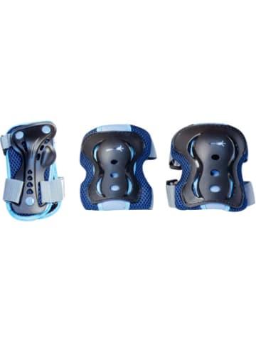 Muuwmi Protektoren-Set blau