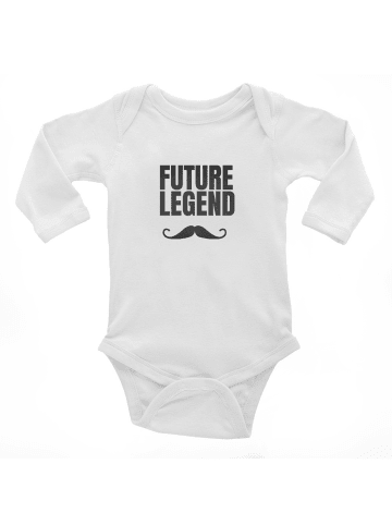 Idil Baby Baby-Body -Future Legend in Weiss