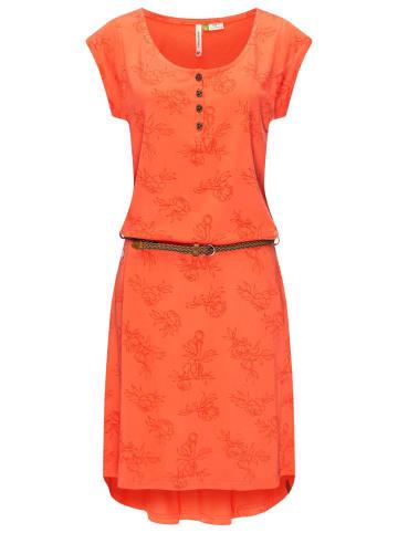 Ragwear Sommerkleid Zephie Organic in Coral21