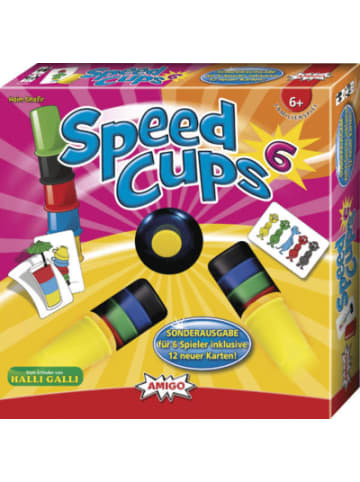 Amigo Speed Cups Deluxe