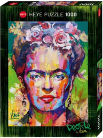 Heye Kalender Puzzle Frida, Voka, 1000 Teile