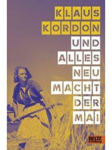 Beltz Verlag Und alles neu macht der Mai | Roman