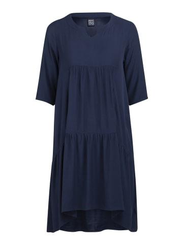 PONT NEUF mittellanges Oversize-Kleid Rigmor in blue