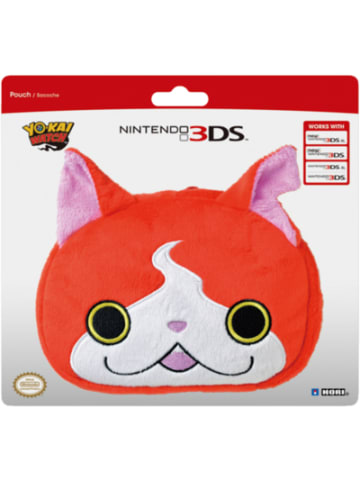 Yo-Kai Watch New Nintendo 3DS Yo-Kai Watch Plüschtasche - Jibanyan