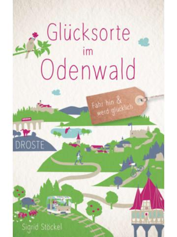DROSTE Verlag Glücksorte im Odenwald