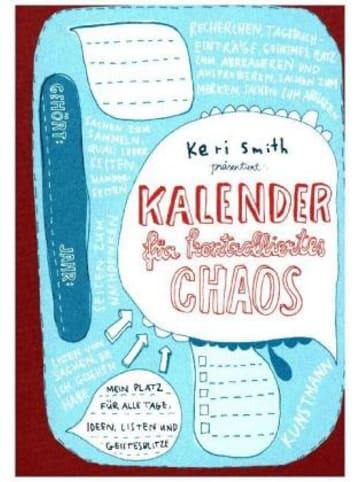 Verlag Antje Kunstmann Kalender für kontrolliertes Chaos