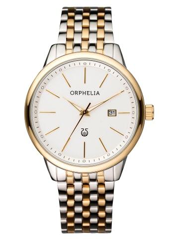 """Orphelia Analog Uhr """"Lifetime"""" In Mehrfarbig/Zwei farben"""