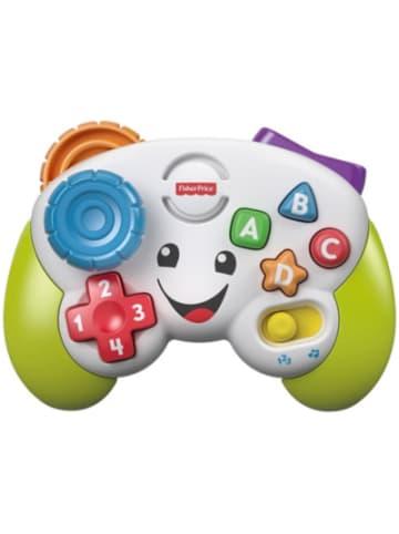 Mattel Fisher-Price Lernspaß Spiel-Controller, Baby-Spielzeug, Lernspielzeug Baby