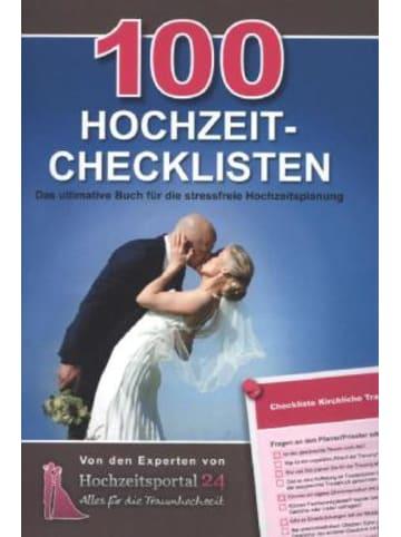 Hochzeitsportal24 100 Hochzeit-Checklisten