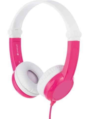 BuddyPhones Buddyphones Kopfhörer Connect, pink