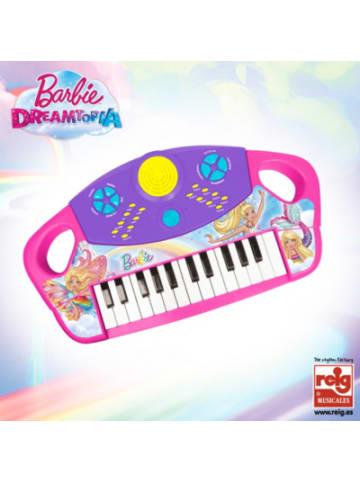 Barbie Keyboard Organo Electronico 24 Teclas
