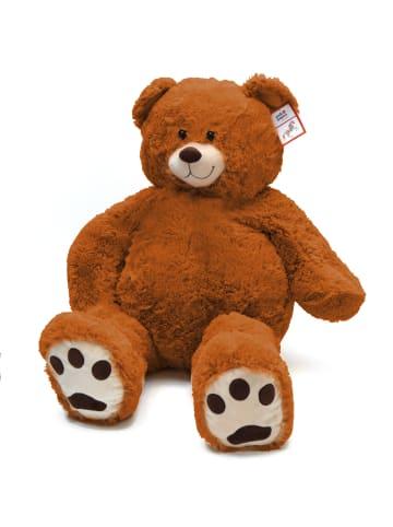 """Pink Papaya Riesen Teddy 100cm """" Charlie """" in Braun"""