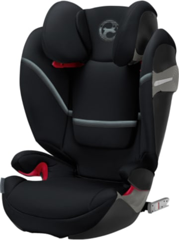 Cybex Auto-Kindersitz Solution S-Fix, Gold-Line, Deep Black