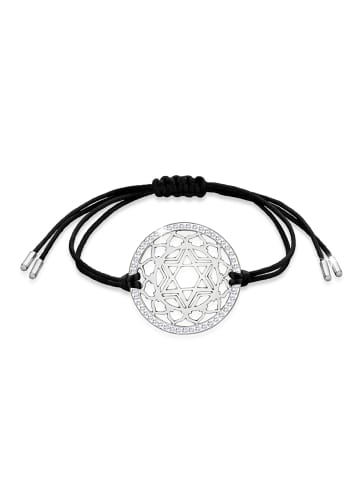 Nenalina Armband 925 Rosegold Chakra in Silber