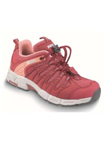 MEINDL Schuhe Respond Junior in erdbeer/rosé