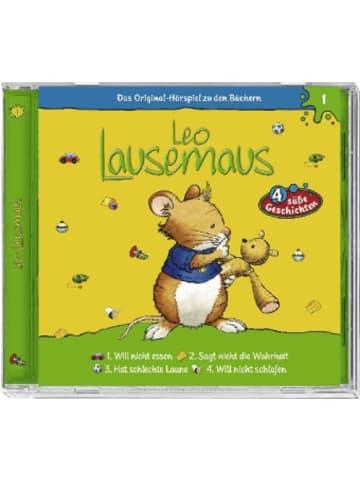 Kiddinx Media Leo Lausemaus. Folge.1, 1 Audio-CD