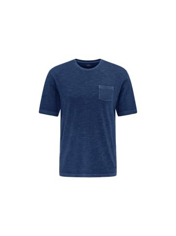 FYNCH-HATTON T-Shirts in dunkel-blau