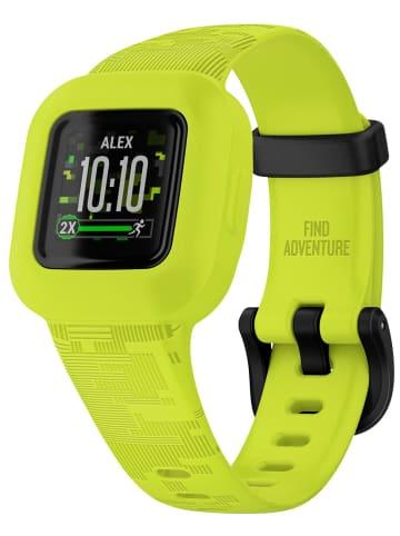Garmin vivofit jr. 3 Action Watch Kinderuhr Digicamo Neongrün