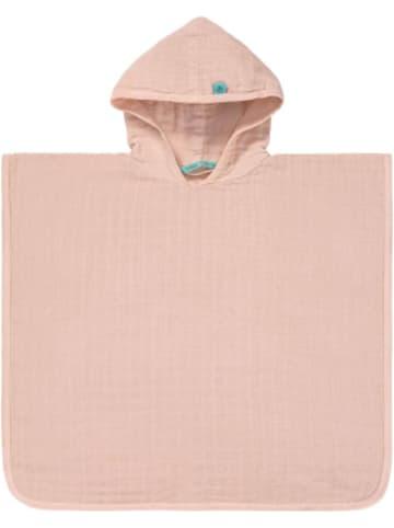 Lässig Badeponcho, light pink