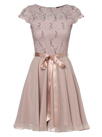 SWING Abendkleid in rosa
