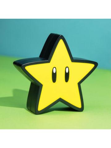 Super Mario Super Mario Super Star Leuchte mit Sound