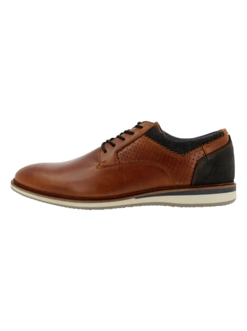 Bullboxer Lace-up in Tan