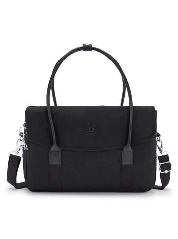 Kipling Basic Superworker S Schultertasche 38 cm Laptopfach in black noir