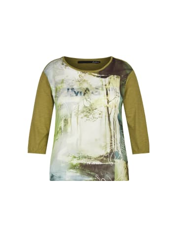 LeComte T-Shirt in AVOCADO