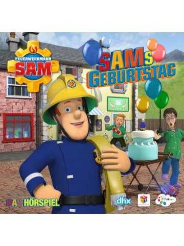 Just Bridge Entertainment CD Feuerwehrmann Sam - Sams Geburtstag