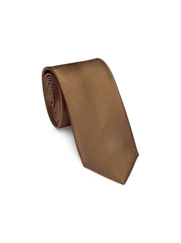UNA Germany Krawatten in braun