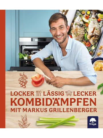 Freya Locker-lässig-lecker Kombidämpfen   mit Markus Grillenberger