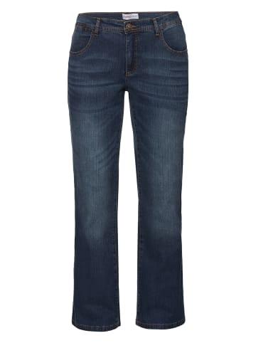 Sheego Jeans in dark blue Denim