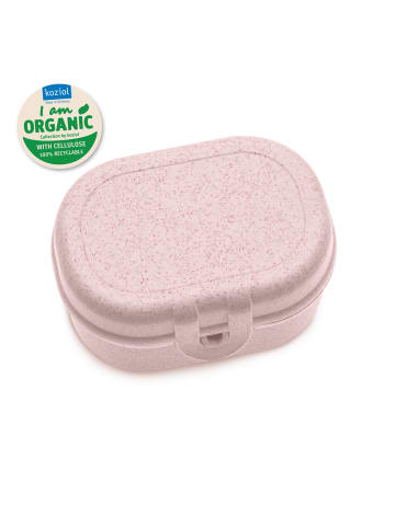 Koziol ORGANIC PASCAL MINI - Lunchbox in organic pink