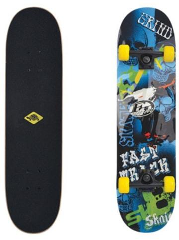 "Schildkröt Skateboard Slider 31"" Fast Track"