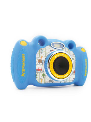 Easypix Kinderkamera Kiddypix Blizz, blau