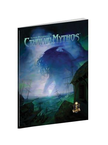 Ulisses Spiel & Medien Sandy Petersens Cthulhu Mythos - 5E - Taschenbuch
