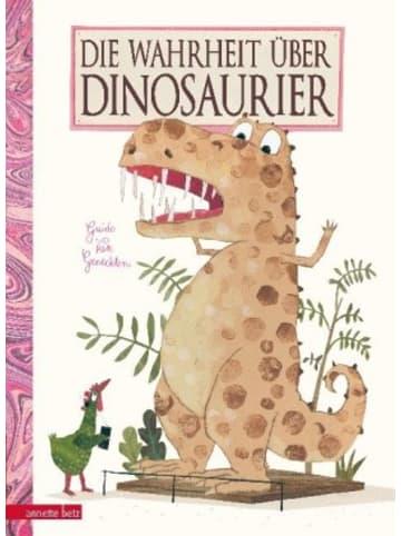 Annette betz Die Wahrheit über Dinosaurier