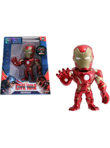 "Jada Marvel 4"" Ironman Sammelfigure"