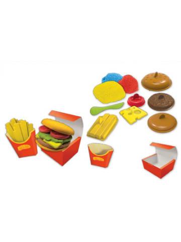 Mad Mattr Burger & Pommes, 170 g & Zubehör