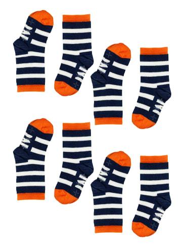 Tag Socks Unisex Kindersocken 4-Paar Multipack Verschiedene Designs in Multicolor2