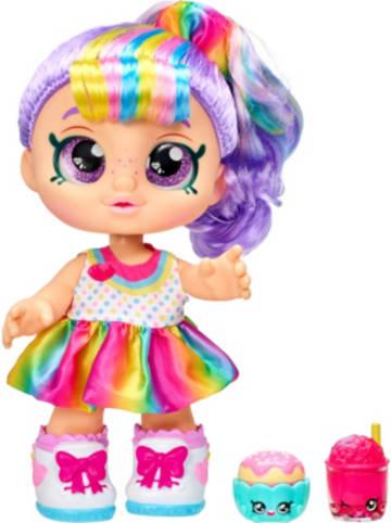 Moose Kindi Kids™- Snack Time Friends Rainbow Kate