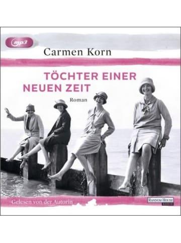 Random House Töchter einer neuen Zeit, 1 Audio-CD,
