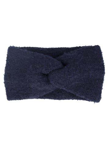 Six Stirnband in blau
