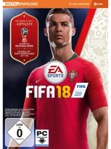 Electronic Arts PC Fifa 18 (CIAB)