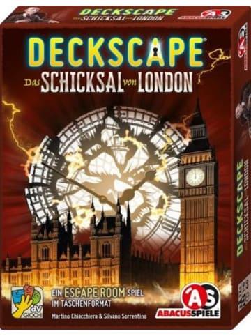 Abacusspiele Deckscape - Das Schicksal von London (Spiel)