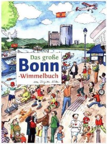 TPK Regionalverlag Das große Bonn-Wimmelbuch