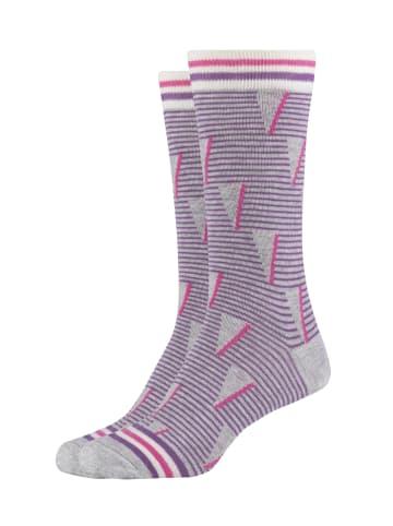 Fun Socks Socken im 2er Pack in Multicolor - 044