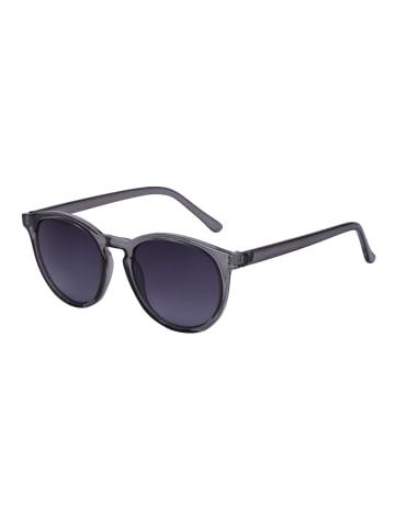Six Sonnenbrille mit recyceltem Kunststoff und blauen Gläsern in BLUE