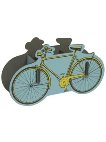 WERKHAUS® Stiftebox Fahrrad gelb