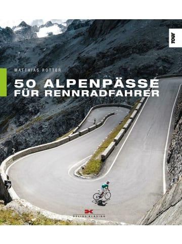 Delius Klasing 50 Alpenpässe für Rennradfahrer